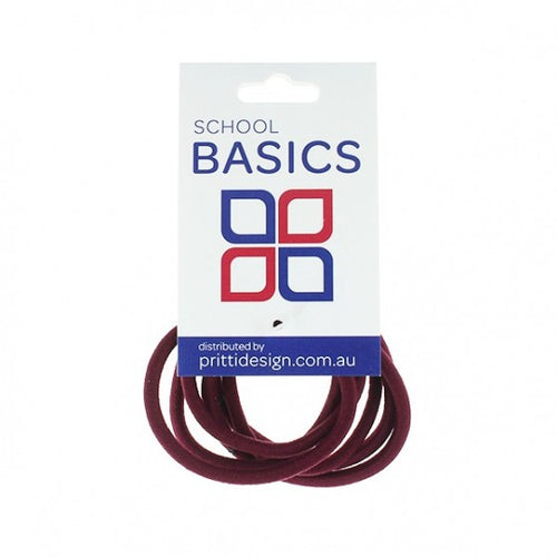 Snag Free Hair Elastics (8 Per Pack)