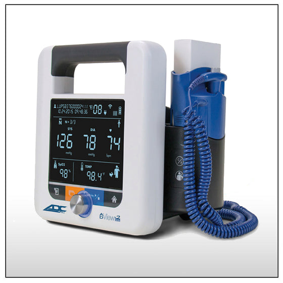 ADView 2 BP Unit/SPO2 & Temp