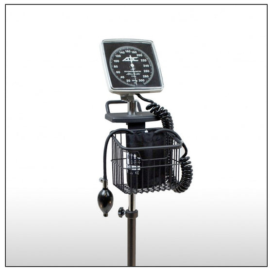 752 Mobile Aneroid Blood Pressure Unit