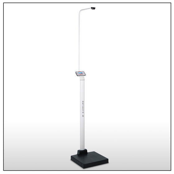 apex Digital Scale with Sonar Height Rod