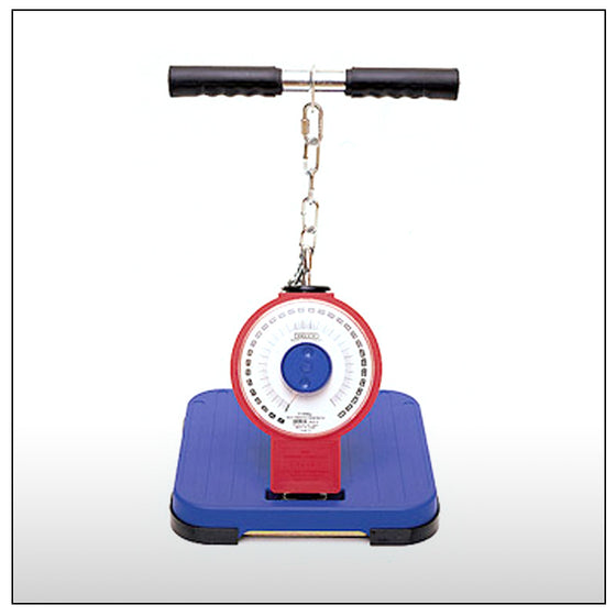 Back, Leg and Chest Strength Tester - Pounds