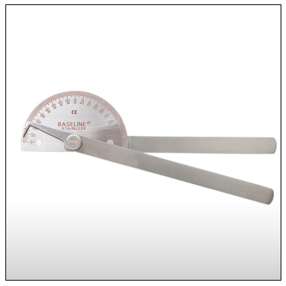 180 Degree Steel Goniometer