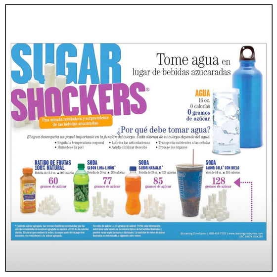 Sugar Shockers™ Spanish Handouts