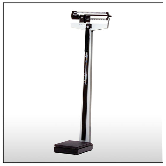 Health-O-Meter 402LB Scale with Height Rod