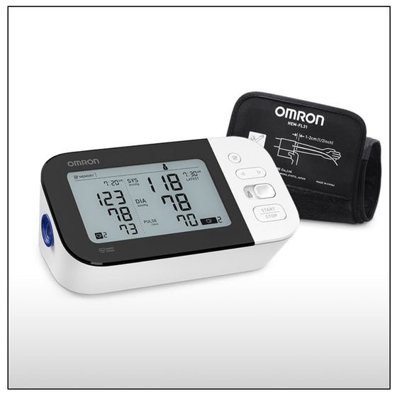 Omron 7 Series Digital Blood Pressure Unit