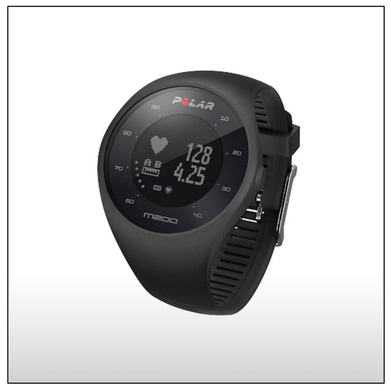 Polar M200 GPS Running Watch with Wrist Based Heart Rate Monitor