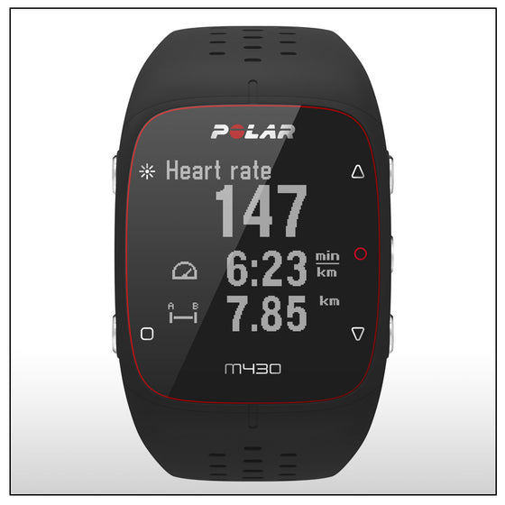 Polar M430 Running Watch with GPS