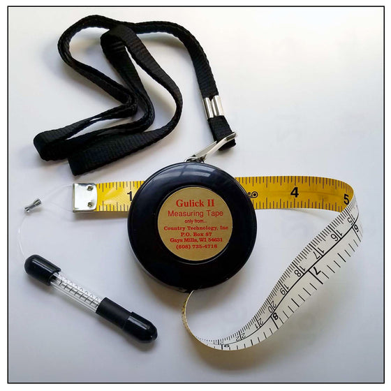 Gulick II Plus Tape Measure