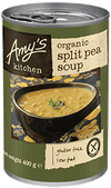 Amy's Kitchen Split Pea Soup 400g - Natural Organic Store
