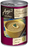 Amy's Kitchen Cream Of Mushroom Soup - FREE OFFER