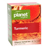 Planet Organic Turmeric 25 Tea Bags