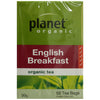 Planet Organic - English Breakfast Tea Bags 50bags - Natural Organic Store