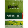 Planet Organic - Green Tea Bags 50bags - Natural Organic Store