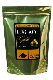 Power Super Foods Cacao Gold Butter Chunks 250g