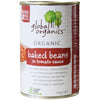 Global Organics Baked Beans 400gm - Natural Organic Store