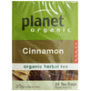Planet Organic - Cinnamon Tea Bags 25bags - Natural Organic Store