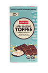 Alter Eco Chocolate (Organic) Dark Coconut Toffee 80g