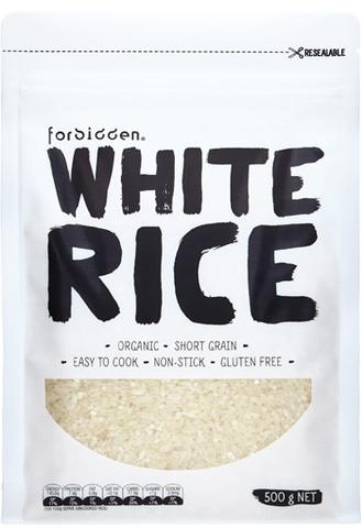 Forbidden White Rice 500g - Natural Organic Store