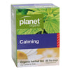 Planet Organic Herbal Tea Bags Calming 25 bags