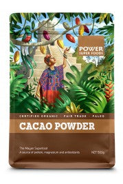 Power Super Foods Cacao Powder 1kg