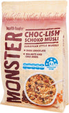 Monster Health Food Co Choc-Lish Schoko Muesli 405g