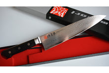 Load image into Gallery viewer, CY104 Japanese Kitchen Knife Minamoto VG10 Damascus Steel - Gyuto 21cm