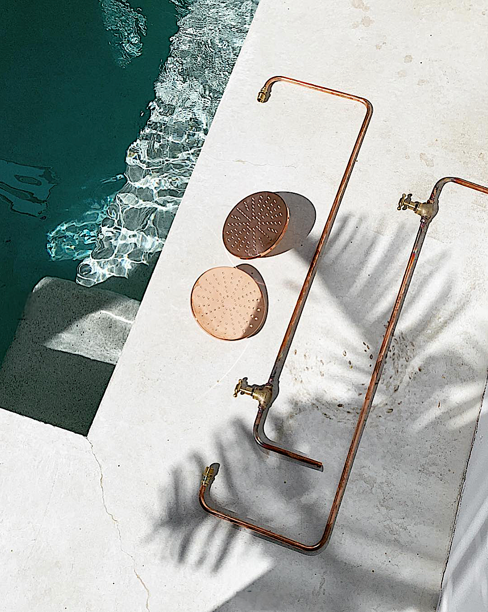 COPPER COLD wall mount - delivery end of Oct