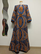 Load image into Gallery viewer, Diamond Kaftan dress