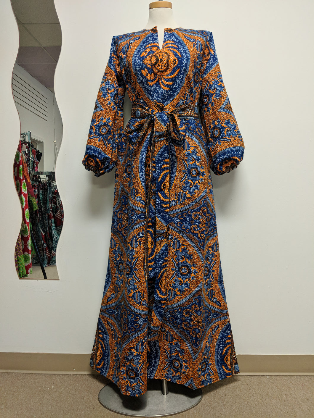 Diamond Kaftan dress