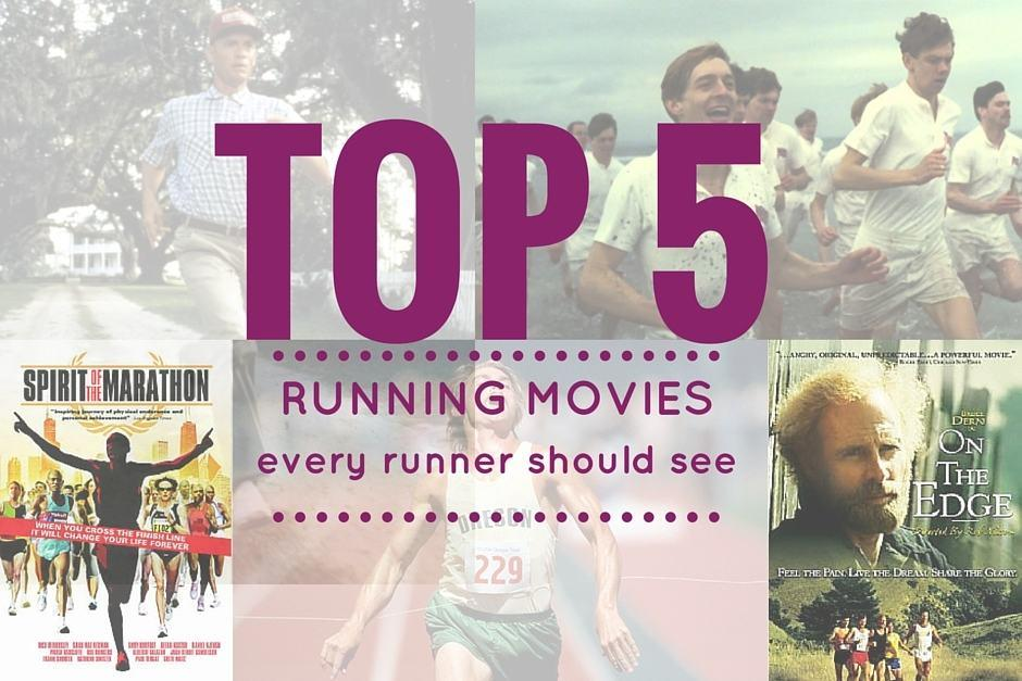 Top 5 Running Movies Every Runner Should See