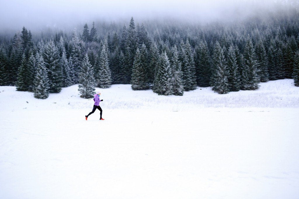 Beware: Winter Running Dehydration