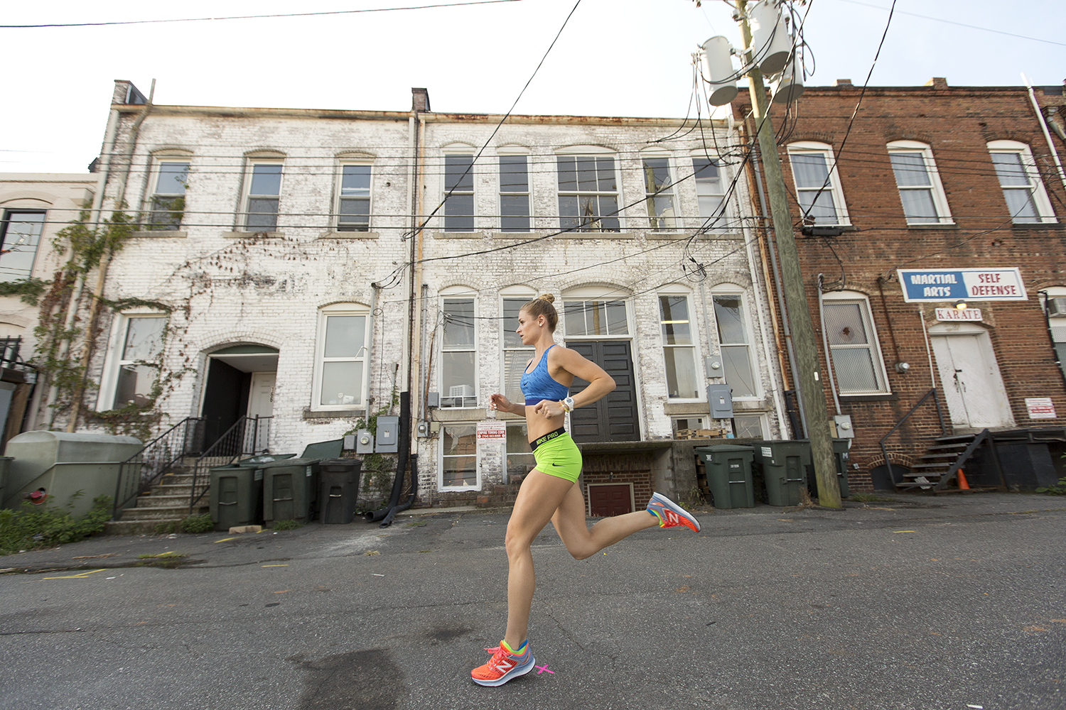 5 Ways to Adjust to Running as the Temps (Finally) Rise