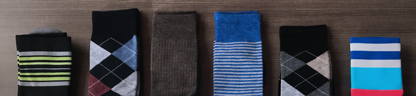 Shop Men's Socks by Height
