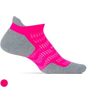 50% Off Feetures High Performance Ultra Light Cushion Running Socks