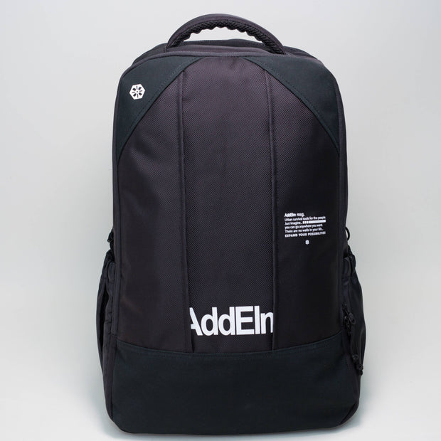 AddElm Wearable Backpack(attached sacoche)