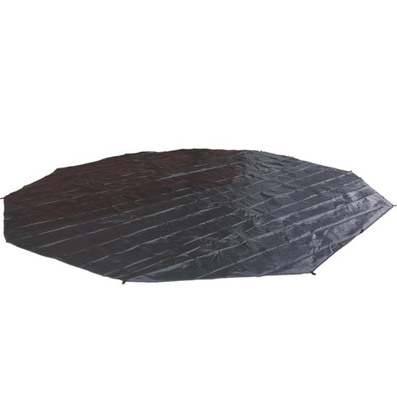 Groundsheet footprint for glawning or bell tent
