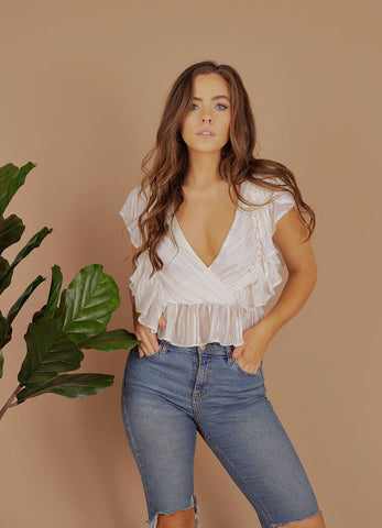 Gracie Blouse| TheRush LA