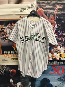 Wilson Portland Rockies Jersey Large - Decades of dope