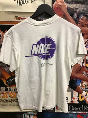 Nike Hoop Camp Tee Youth Large - Decades of dope