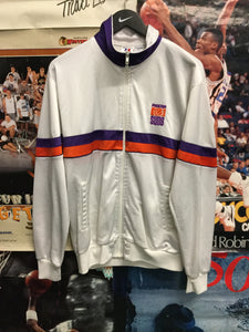 Starter Phoenix Suns Satin Track Jacket Large - Decades of dope