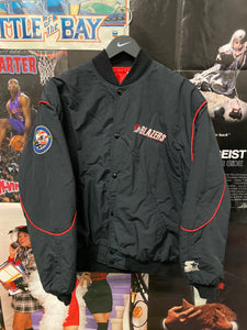 Starter Blazers Jacket Small - Decades of dope