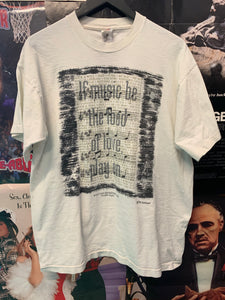 William Shakespear Tee XLarge - Decades of dope