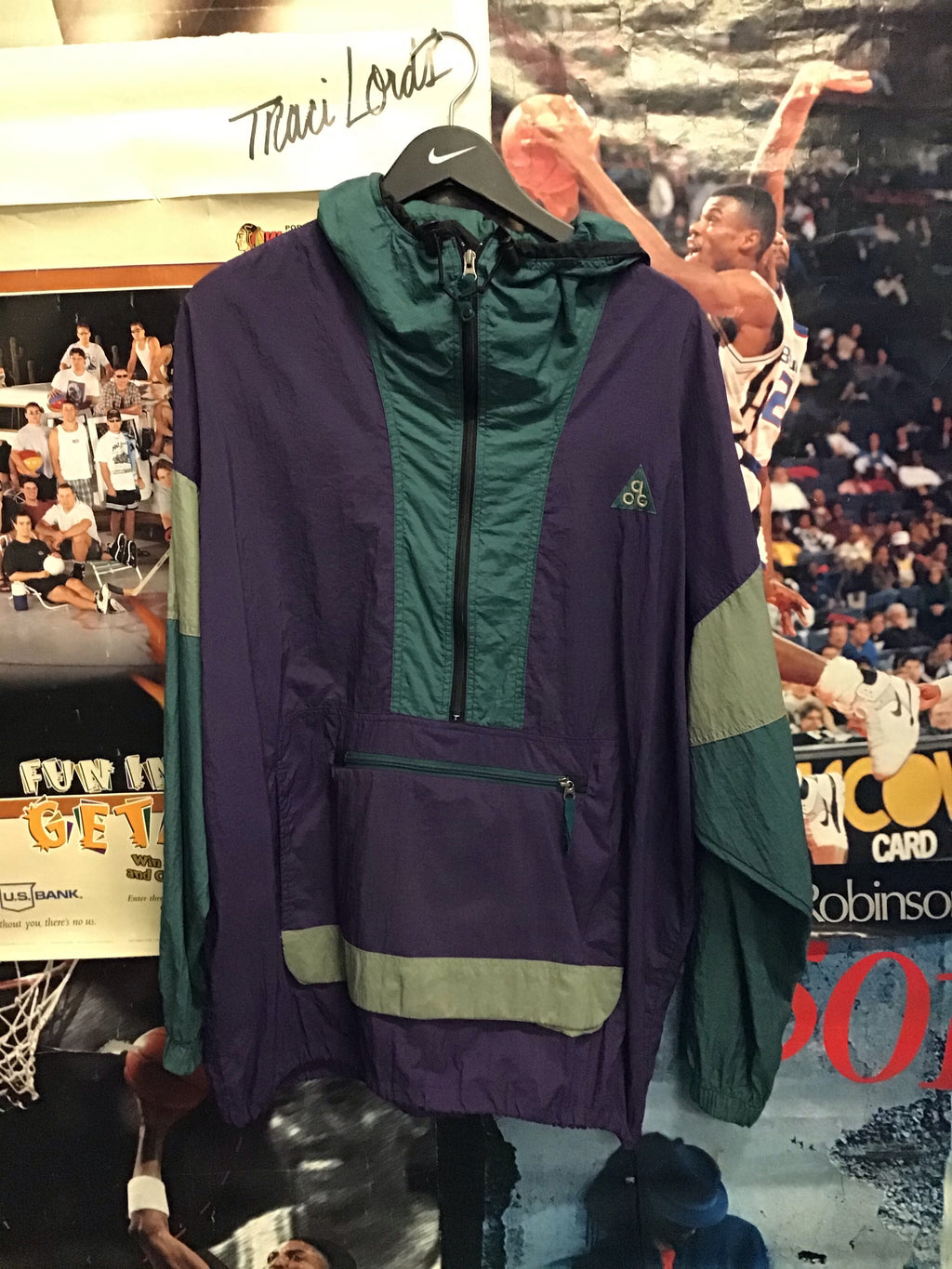 Nike ACG Half Zip Jacket XL - Decades of dope