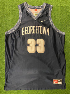 Nike Georgetown Jersey XXL - Decades of dope
