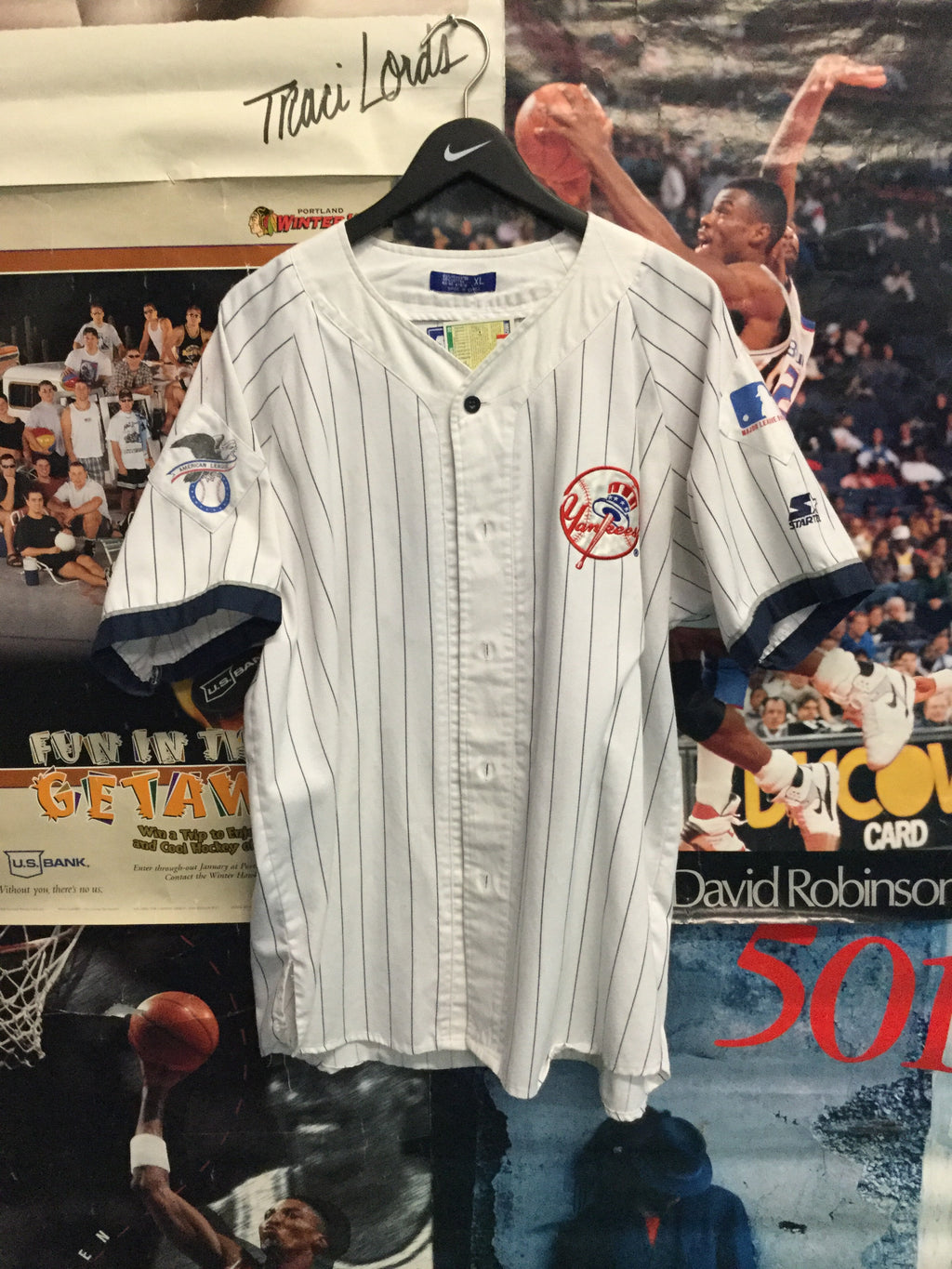 Starter New York Yankees Jersey XL - Decades of dope