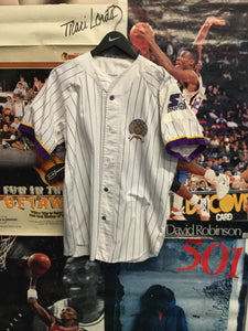 Starter LSU Baseball Jersey Medium - Decades of dope