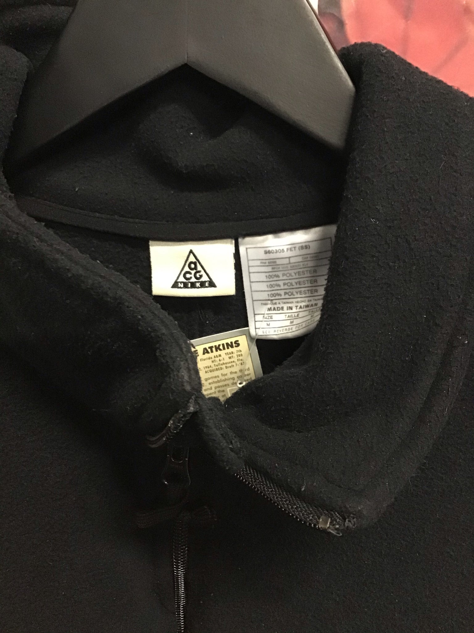 Nike ACG Fleece Medium - Decades of dope