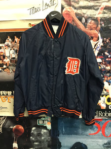 Pyramid Detroit Tigers Satin Jacket Medium - Decades of dope
