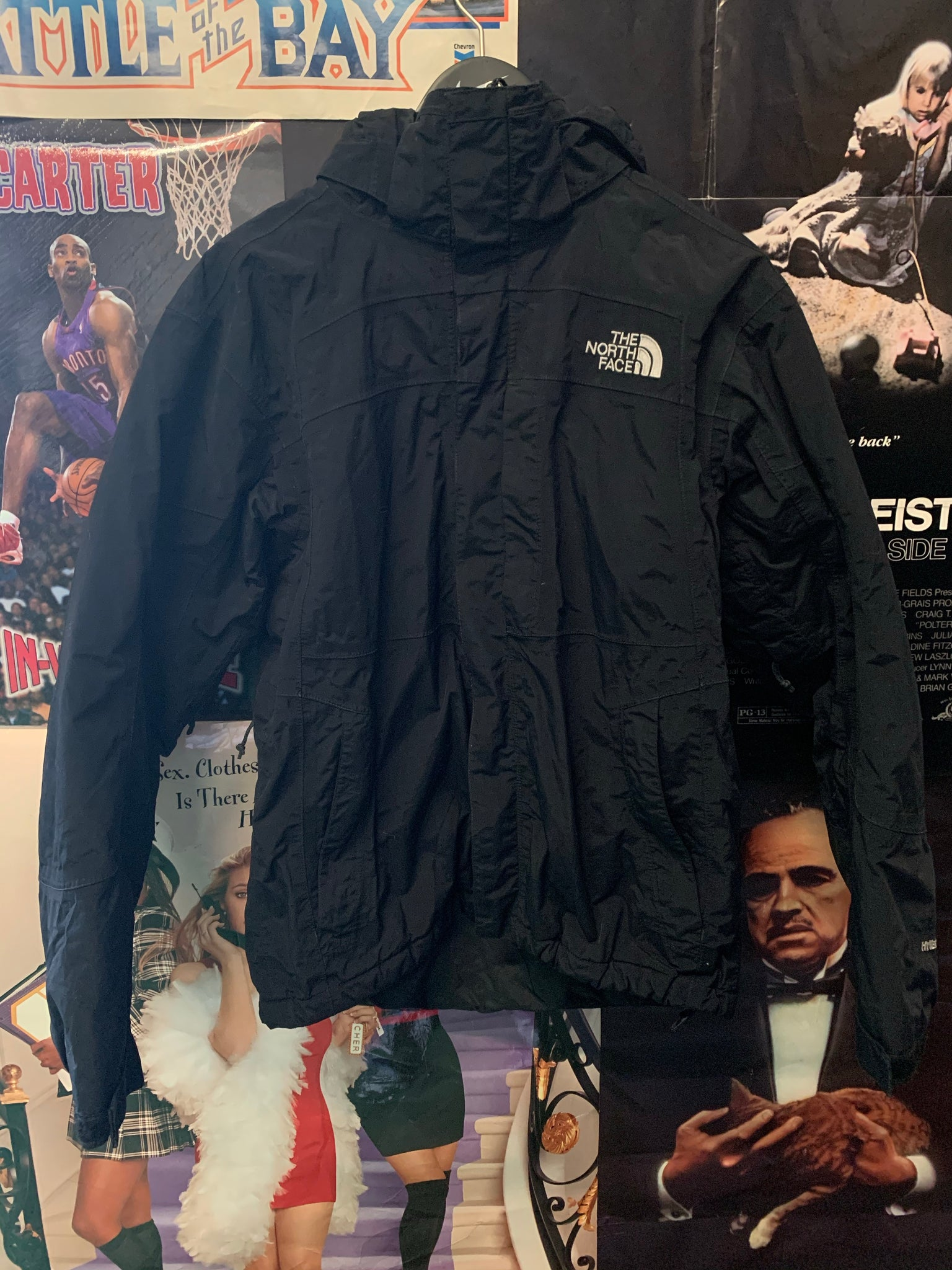 The North Face Jacket Small - Decades of dope