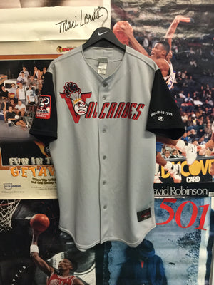 Rawlings Salem Volcanoes Jersey Large - Decades of dope